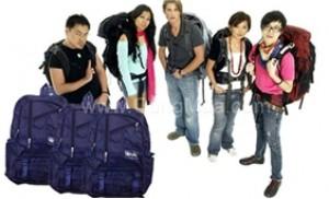 Ba lô du lịch - Kiểu dáng năng động, trẻ trung, chất liệu tốt