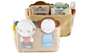 Túi bao tử - Sắp xếp gọn gàng đồ dùng. Có thể bỏ bên trong túi xách to
