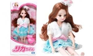 Món quà cho bé gái - Búp bê đẹp xinh đến từ Nhật Bản Party Licca