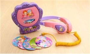 Máy nghe nhạc trẻ em: Giai điệu vui nhộn, kích thích thính giác bé yêu