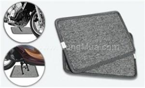 4 miếng gạt chống xe có tác dụng chống trầy xước, vỡ gạch nền nhà...