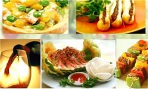 Bufet 25 món ăn Việt Nam đặc sắc tại nhà hàng KING ALEXANDER