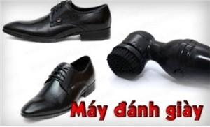 Máy đánh giày mini cầm tay, sử dụng đơn giản, hiệu quả