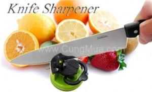 Thật tiện dụng với Dụng cụ mài dao có hít gắn tường