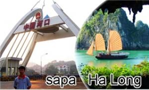 Tour du lịch trọn gói Hà Nội - Hạ Long - SaPa 4 ngày 5 đêm