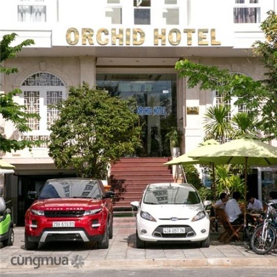 Khách sạn Đà Nẵng Orchid tầm nhìn ra biển