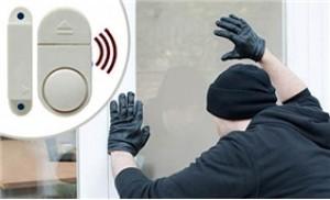 Bảo vệ an ninh cho gia đình với Combo 02 chuông báo chống trộm