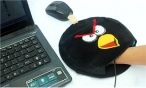 Miếng lót chuột giữ nhiệt - Tay ấm mà vẫn thao tác chuột chính xác