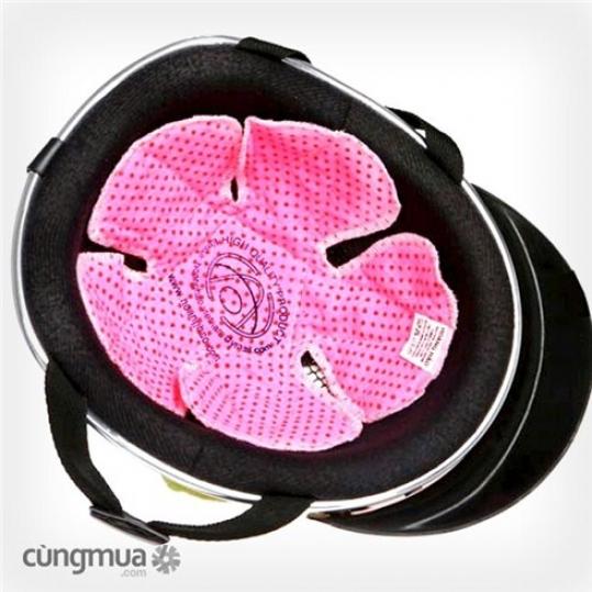 Miếng lót nón bảo hiểm ( 4 miếng)