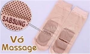 Combo 05 đôi tất massage - Cho đôi chân thư giãn