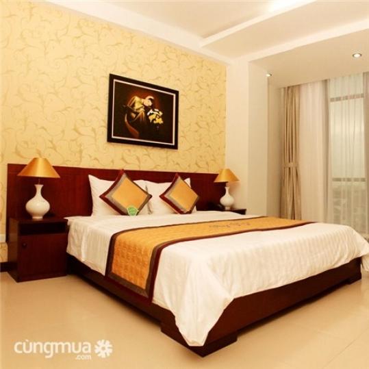 Khách sạn Đà Nẵng Star Hotel vị trí sát biển