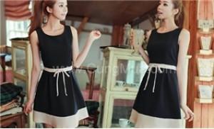 Đầm Bello chân váy xòe, chất liệu thun poly cao cấp siêu mềm mịn - 2 - Thời Trang và Phụ Kiện - Thời Trang và Phụ Kiện