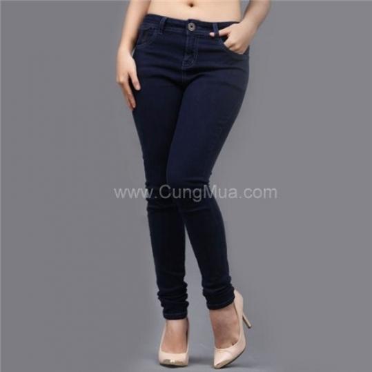 Quần Jeans nữ cao cấp