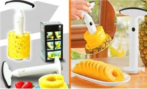 Tách lõi và gọt thơm thật dễ dàng và tiện lợi với dụng cụ lấy lõi thơm - 3 - Gia Dụng