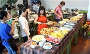 Buffet nướng 45 món tất cả các ngày trong tuần-Nhà hàng Hương Đồng