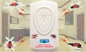 Máy đuổi chuột, côn trùng - cho ngôi nhà thêm sạch sẽ và an toàn