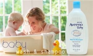 Vệ sinh cơ thể bé yêu với Sữa Tắm và Gội Aveeno Baby 532 ml-NK Canada