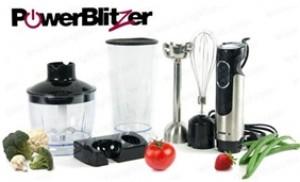 Máy xay đa năng Power Blitzer-JML Anh Quốc: xay, nghiền, đánh trứng...