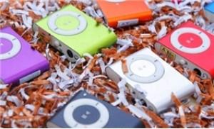 Máy nghe nhạc MP3 có thể hỗ trợ thẻ nhớ 16G-Không tặng thẻ