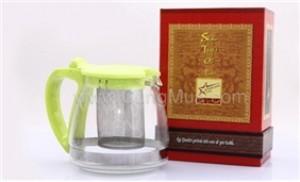 Bình lọc trà bằng thủy tinh (700ml) cho bạn những ấm trà thơm ngon
