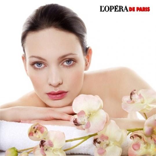 Liệu trình tắm trắng và tắm ốm tại L'Opera De Paris