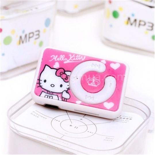 Máy nghe nhạc Mp3 Hello Kitty