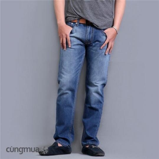 Quần jeans nam Denim QV01 mẫu 2013