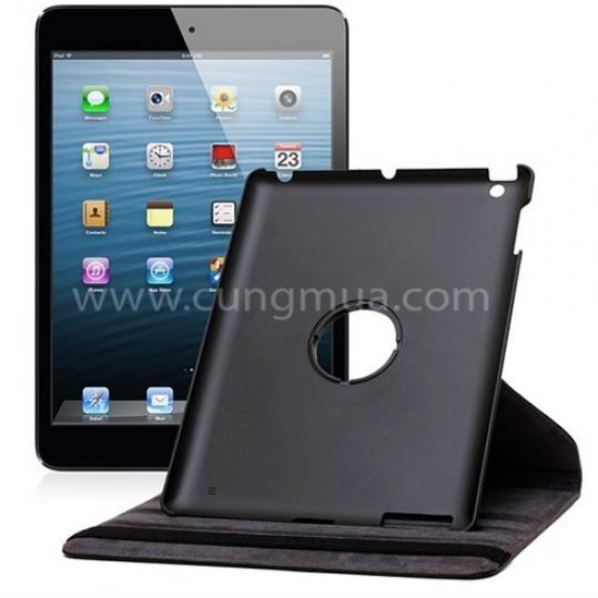 Bao da iPad xoay 360 độ