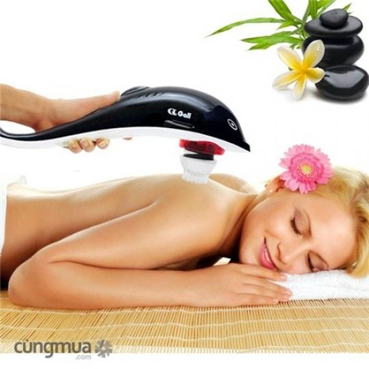 Máy massage cầm tay đa năng Gali GL-1301 - BH 12 tháng