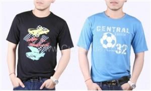 Thoải mái và trẻ trung với combo 02 áo thun dành cho nam - 2 - Thời Trang và Phụ Kiện
