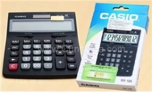 Máy tính để bàn Casio DS-12X chính hãng - Chính xác và chất lượng