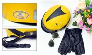 Thời trang, hiện đại và an toàn cùng mũ bảo hiểm Kinota