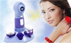 Máy massage mặt đa năng Power Perfect Pore cho bạn làn da căng mịn