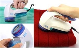 Máy cắt lông xù giữ quần áo luôn sạch sẽ, không xù lông