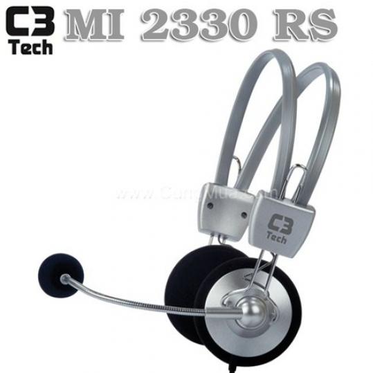 Tai nghe C3 Tech MI-2330RS (Jet)