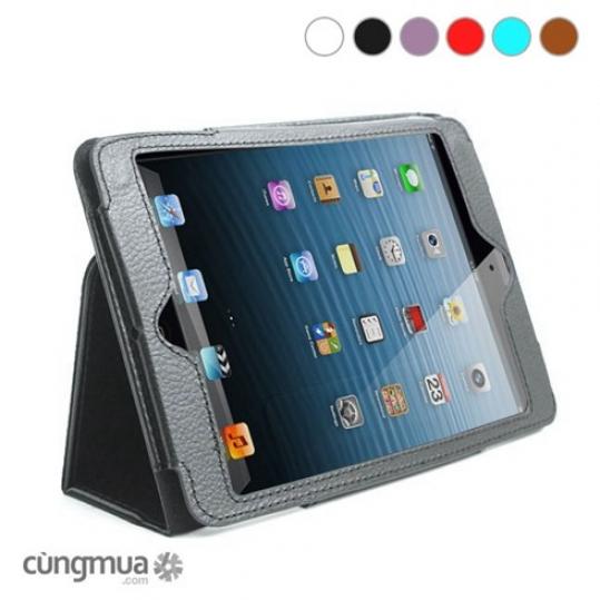 Bao da iPad Mini Executive Leather nhiều màu sắc thời trang