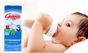 Sữa nước Guigoz số 3 cho trẻ từ 10 tháng - 3 tuổi