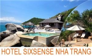Phòng TOPHILL VILLA cho 2 người tại resort SIXSENSE NHA TRANG 6*