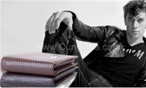 Ví da nam sang trọng lịch lãm, chất liệu giả da cao cấp,màu đen và nâu - 3 - Thời Trang và Phụ Kiện