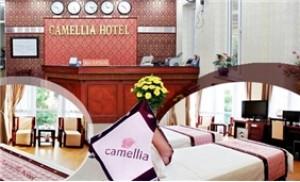 Phòng Supperior 2N1Đ dành cho 02 người tại khách sạn Camellia 4