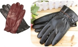 Ấm áp với Găng tay da thời trang nam hoặc nữ, chất liệu da cao cấp