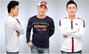 Áo thun thể thao dài tay cho nam - phong cách, khỏe khoắn
