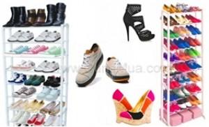 Sắp xếp giày dép thông minh, tiện lợi với Kệ để giày 10 tầng - 2 - Gia Dụng