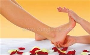 Massage chân + Massage đá nóng thư giãn - L'opera De Paris