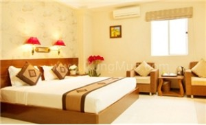 Khách sạn 2 sao Lê Lê, tọa lạc tại trung tâm quận 1 TP. Hồ Chí Minh