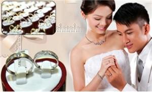 Phiếu giảm đặc biệt cho giá nhẫn cưới Minh Ngọc