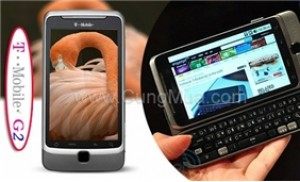 Điện thoại HTC T-Mobile G2 chính hãng của Mỹ. Bù 3.900.000đ