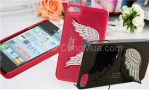 02 ốp lưng đôi cánh thiên thần cho iPhone 4/4S độc đáo và phong cách - 4 - Công Nghệ - Điện Tử - Công Nghệ - Điện Tử