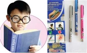 Bút chống cận Edubest - Bảo vệ đôi mắt của bé - 1 - Công Nghệ - Điện Tử