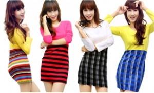 Váy cotton nữ - phong cách trẻ trung, nữ tính cho cô nàng thời trang